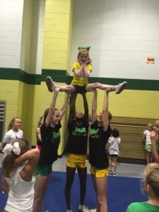 Little Wave Cheer Camp