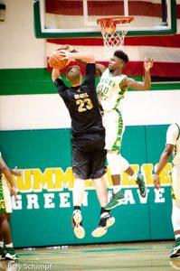 Socastee H.S. vs Summerville H.S. Boys Basketball Playoffs