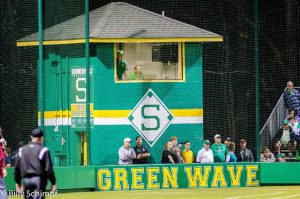 Green Wave  defeats Ashley Ridge Baseball