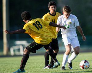 SHS Boys JV Soccer vs Goose Creek