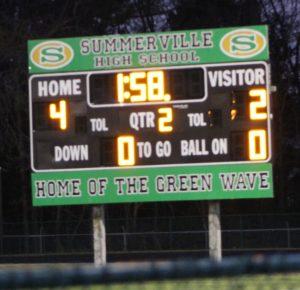 SHS JV vs Ashley Ridge (3/8)