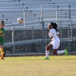 Girls Junior Varsity Soccer beats Goose Creek 8 – 0