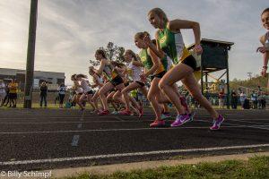 Summerville Track Team