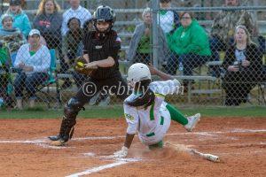 Ashley Ridge vs Summerville Jv Softball