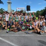 Boys and Girls Varsity Cross Country Finish 1st place at ARK Race