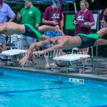 Green Wave Swimmers Heading to State