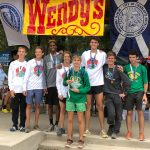 Boys Varsity Cross Country finishes 3rd place at Wendys Invitational