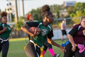 Powderpuff Playoffs Shs 1st Place