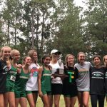 Girls Varsity Cross Country finishes 1st place at Region Meet