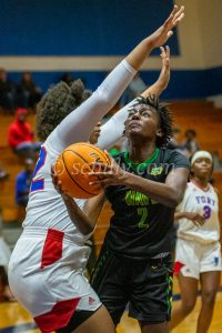 Summerville vs Ft Dorchester Girls BB
