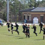 Boys Varsity Soccer beats Aiken 6 – 2