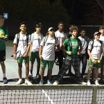 Boys Varsity Tennis Opens the Regular Season with a Thrilling WIn Over a Great Pinewood Team!