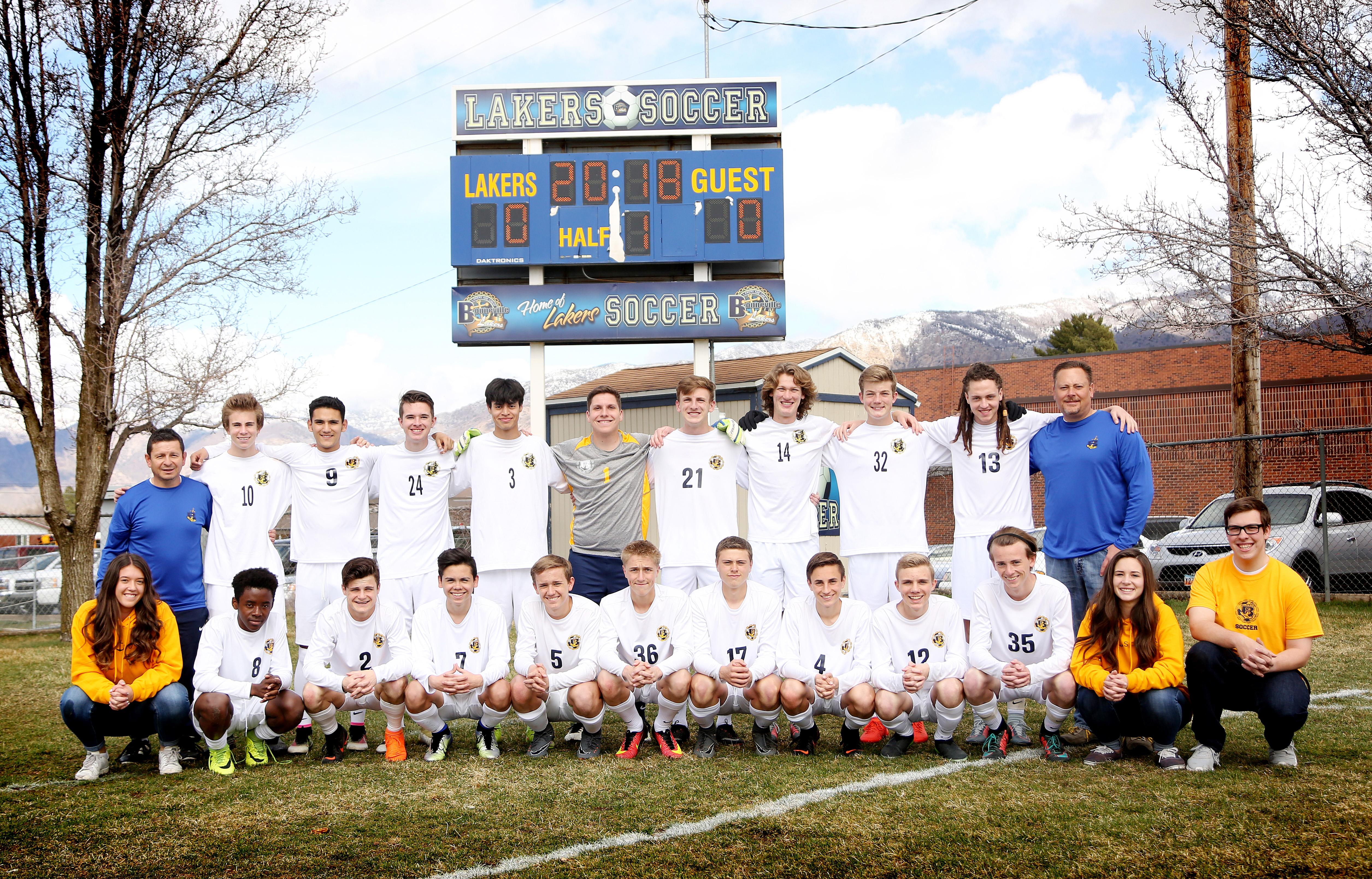 Region Boys Soccer