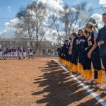 Lady Lakers Crush Park City in Softball