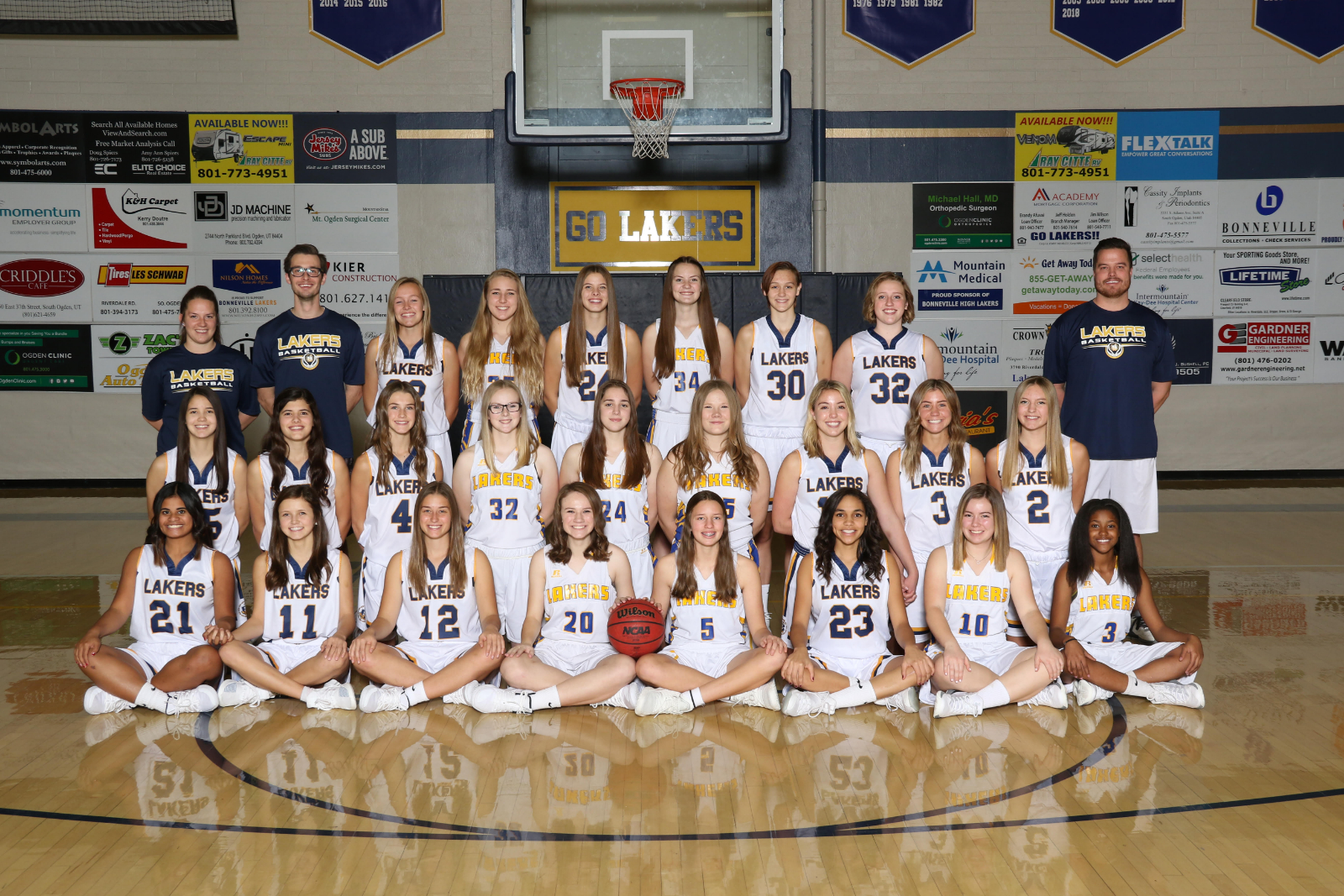 Girls Hoop Team Look for a Strong Finish