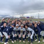 Girls Varsity Softball beats Stansbury 23 – 11