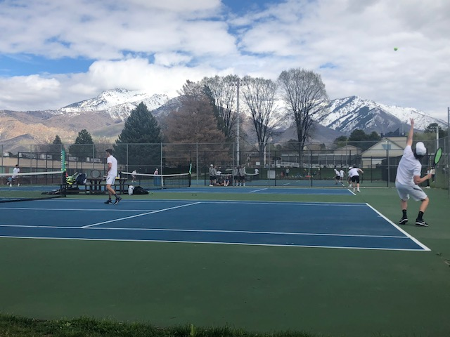 2 Great days for Tennis