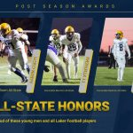 Football All-State Honors