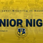 Senior Night for Wrestling