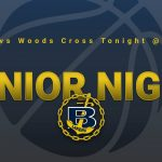 Senior Night for Lady Hoops