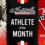 The Larry H. Miller in Riverdale February Athlete of the month is…