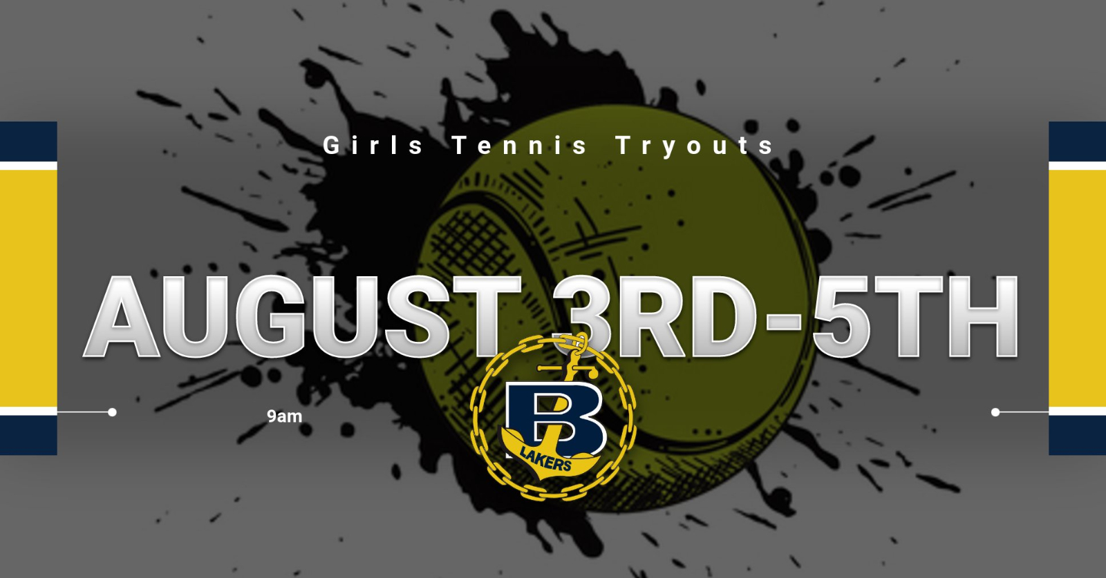 Girls Tennis Tryouts