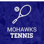 Jr. High Boys & Girls Tennis Defeat Morristown