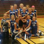 6th Grade Lady Mohawks win Edinburgh Tourney