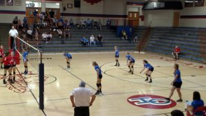 Volleyball – Waldron vs. Indian Creek 8/16/16