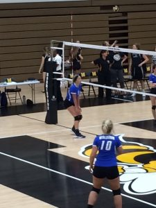Volleyball – Waldron vs. Morristown 8/18/16
