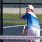 Waldron High School Boys Varsity Tennis beat Edinburgh High School 5-0