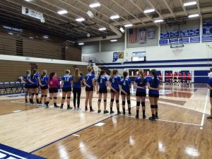 Volleyball – Waldron vs. Jac-Cen-Del 8/25/16
