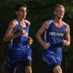 Boys Cross Country Wins Meet