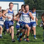 Jr. High Cross Country Results 9/1/16