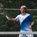 Waldron High School Boys Varsity Tennis beat Indy-Lutheran 3-2