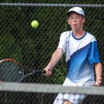 Waldron High School Boys Varsity Tennis beat Rushville Consolidated High School 4-1