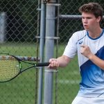 Waldron High School Boys Varsity Tennis falls to Southwestern High School 3-2