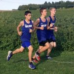 Waldron High School Boys Varsity Cross Country finishes 2nd place