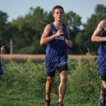 Waldron High School Boys Varsity Cross Country wins MHC