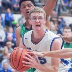 Waldron High School Boys Varsity Basketball falls to Triton Central High School 63-55