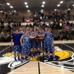 Waldron High School Boys Varsity Basketball beat Morristown High School 81-79