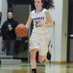 Waldron High School Girls Varsity Basketball beat Arlington Community HS 69-23