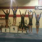 Varsity Gymnastics Recap – 1/16/17