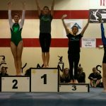 Gymnastics Recap – Waldron vs. Shelbyville & New Castle – 1/27/17