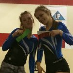 Gymnastics Recap – 2/21/17 at Shelbyville w/ New Palestine
