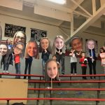Waldron Girls 7th Grade Basketball beat Edinburgh High School 24-8