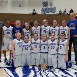 Waldron's 7th Grade Girls Basketball Team Wins MHC Tourney