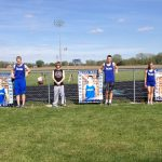 Waldron High School Boys Varsity Track finishes 1st place
