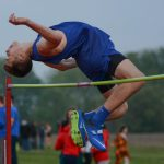 Waldron High School Boys Varsity Track finishes 2nd place