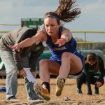 Girls Track Sectional Highlights
